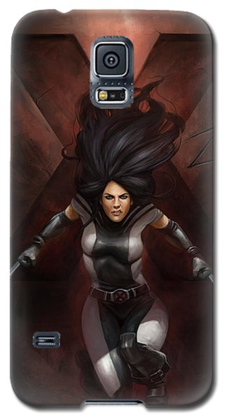 X23 Commission Galaxy S5 Case