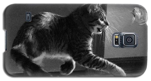 Xena Playing Galaxy S5 Case