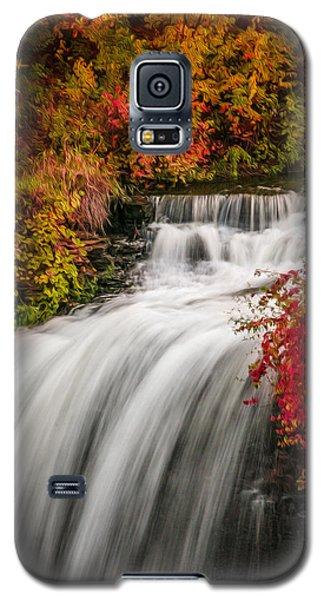 Fall At Minnehaha Falls Galaxy S5 Case