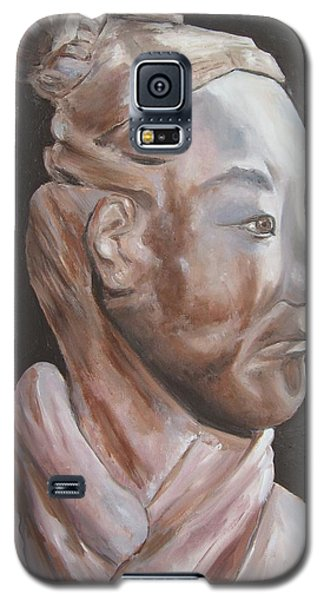 Xian Warrior China Galaxy S5 Case by Lisa Boyd