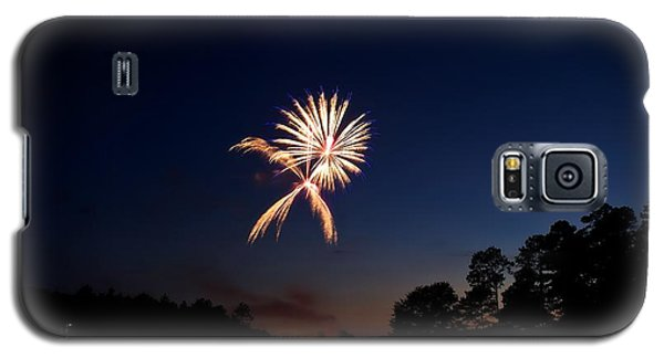 Xo Firework Galaxy S5 Case