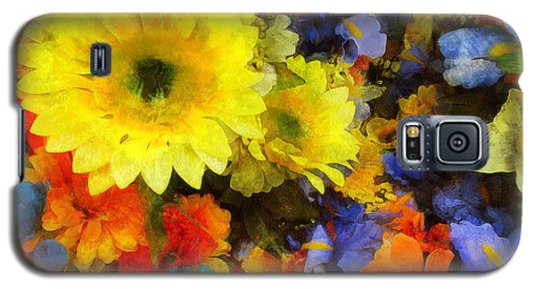 Xtreme Floral Seventeen Into The Depths Galaxy S5 Case by Spyder Webb