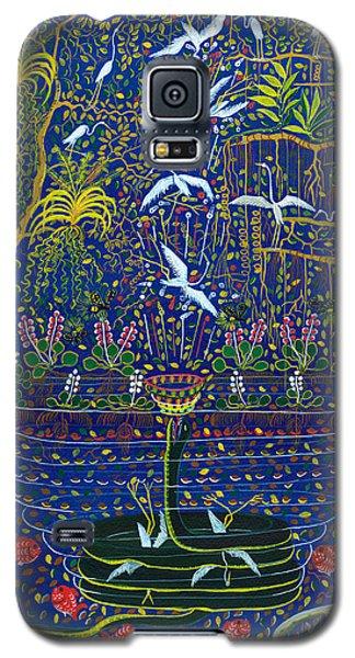 Yana Yacumama  Galaxy S5 Case