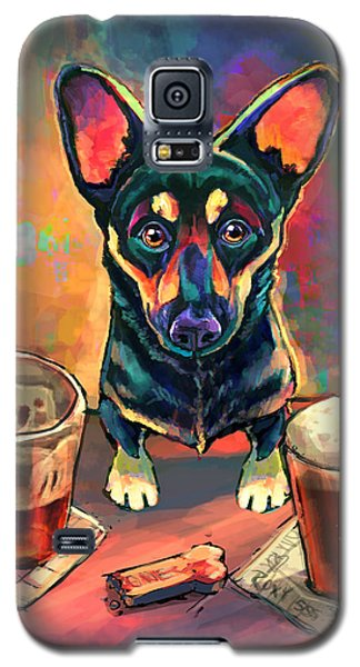 Yappy Hour Galaxy S5 Case by Sean ODaniels
