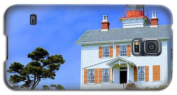 Yaquina Bay Lighthouse Galaxy S5 Case