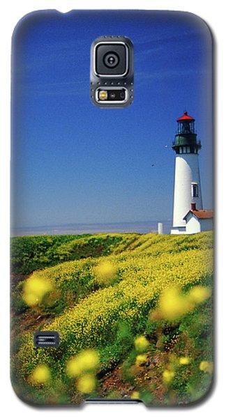 Yaquina Head Lighthouse- V2 Galaxy S5 Case