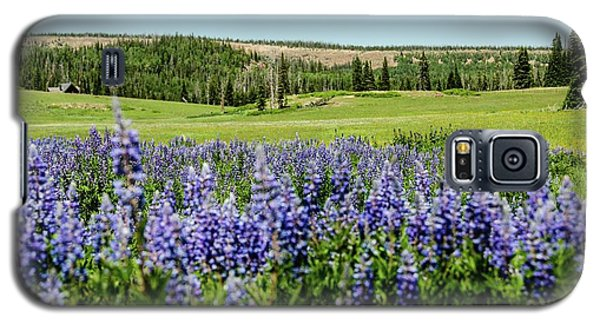 Yard Full Of Wildflowers Galaxy S5 Case