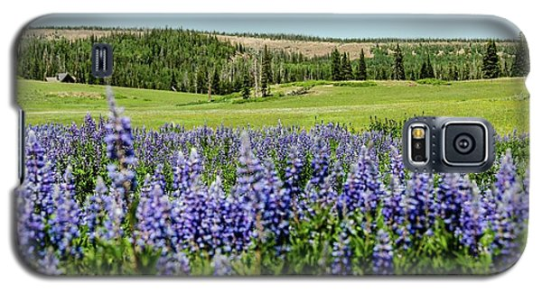 Yard Full Of Wildflowers Galaxy S5 Case
