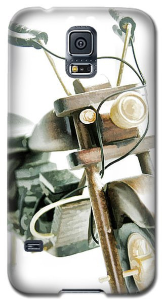 Yard Sale Wooden Toy Motorcycle Galaxy S5 Case