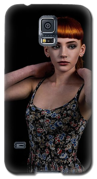 Yasmin Arms Raised Galaxy S5 Case