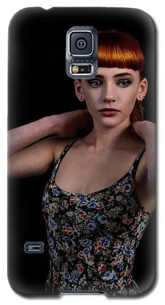 Yasmin Arms Raised Galaxy S5 Case
