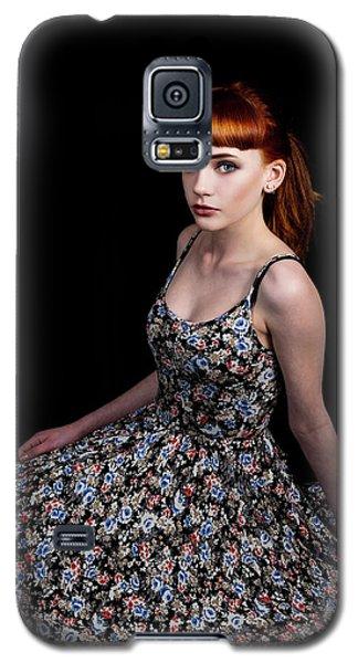 Yasmin Skirt Left Galaxy S5 Case