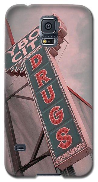 Ben Affleck Galaxy S5 Case - Ybor City Drug by Robert Youmans
