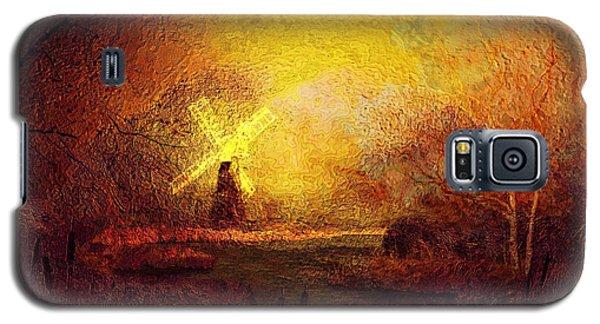 Ye Olde Mill Galaxy S5 Case