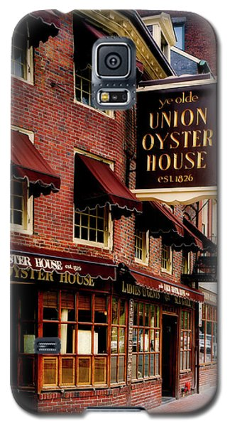 Ye Olde Union Oyster House Galaxy S5 Case by L O C