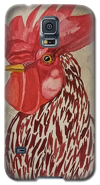 Year Of The Rooster 2017 Galaxy S5 Case by Maria Urso