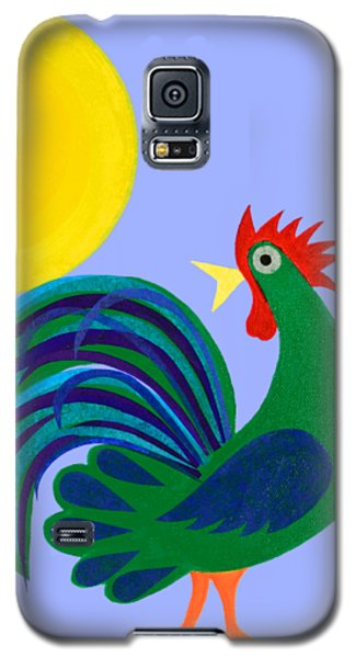 Year Of The Rooster Galaxy S5 Case