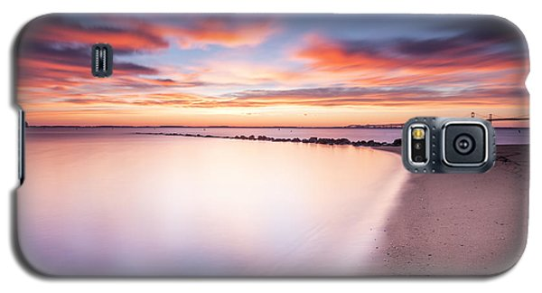 Galaxy S5 Case featuring the photograph Yearning For More by Edward Kreis