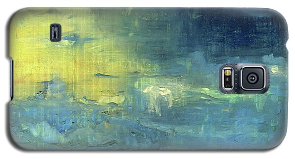 Yearning Tides Galaxy S5 Case by Michal Mitak Mahgerefteh