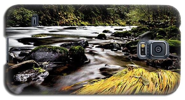 Yello Grass Galaxy S5 Case