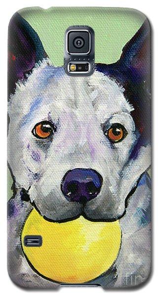 Yellow Ball Galaxy S5 Case