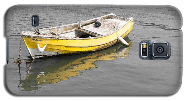 Yellow Boat Galaxy S5 Case