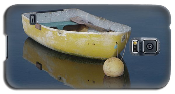 Yellow Rowboat Galaxy S5 Case