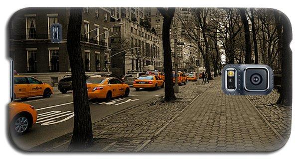 Yellow Cab Galaxy S5 Case
