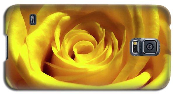 Yellow Dream 2 Galaxy S5 Case