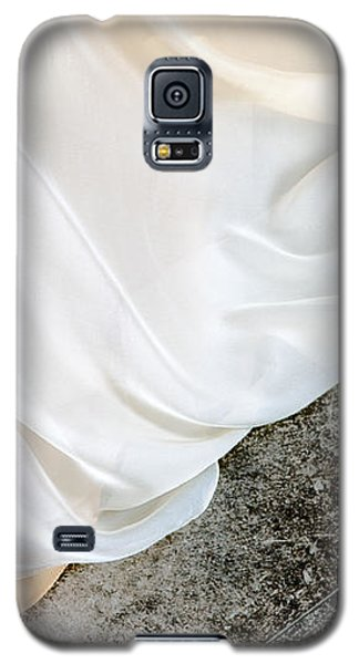 Yellow Dress #9936 Galaxy S5 Case