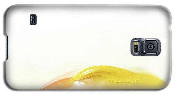 Yellow Drop Galaxy S5 Case