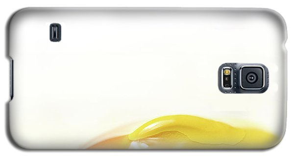 Yellow Drop Galaxy S5 Case