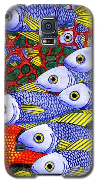 Yellow Fins Galaxy S5 Case