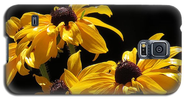 Yellow Flower 2 Galaxy S5 Case