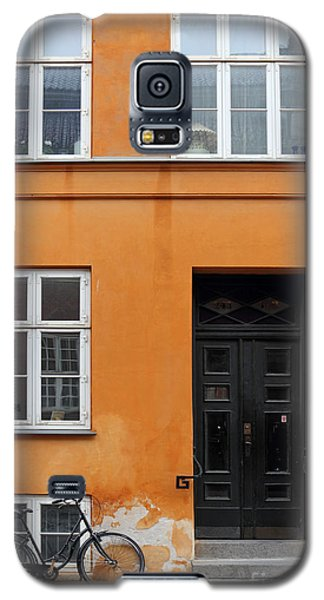 The Orange House Copenhagen Denmark Galaxy S5 Case