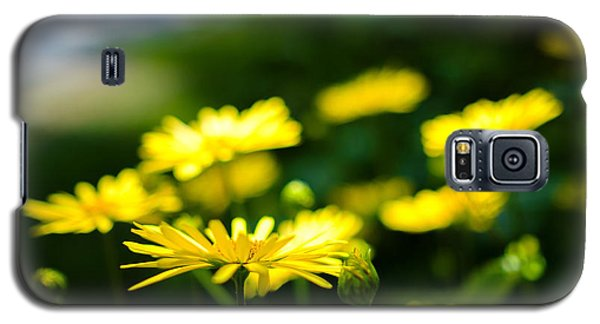 Yellow Moment Galaxy S5 Case