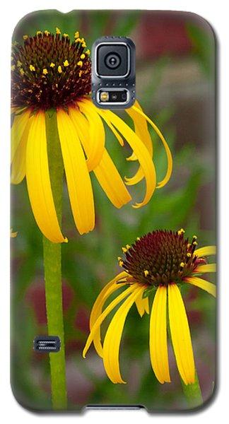 Yellow Pair Galaxy S5 Case