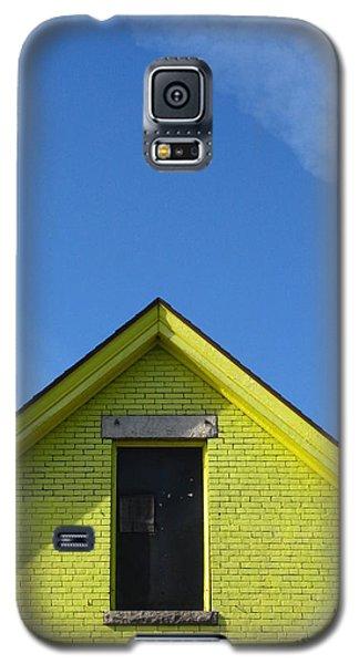 Yellow Peak Galaxy S5 Case