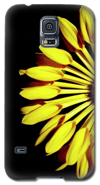 Yellow Petals Galaxy S5 Case
