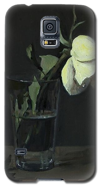 Yellow Rose No. 3 Galaxy S5 Case