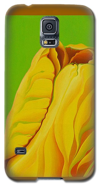 Yellow Somebuddy Galaxy S5 Case