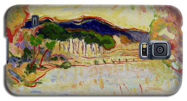 Beynac Et Cazenac , Dordogne , Yellow Sunshine  Galaxy S5 Case