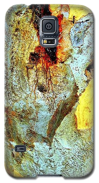Yellow Tree - And  Ant  Australia Galaxy S5 Case
