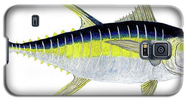 Yellowfin Tuna Galaxy S5 Case