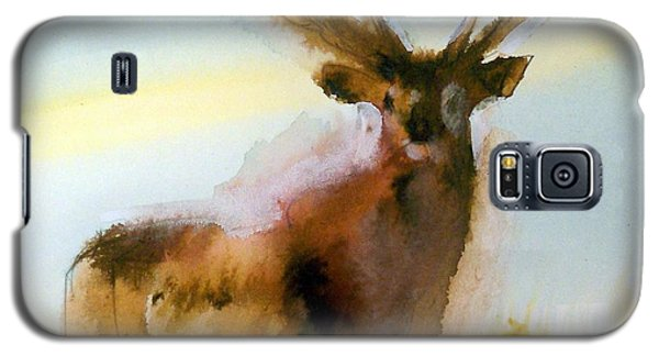 Yellowstone  Elk Galaxy S5 Case
