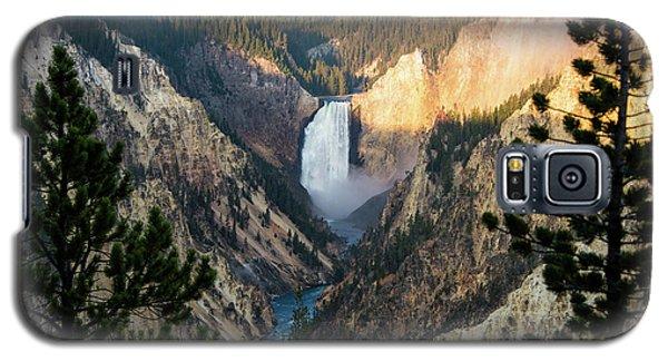 Yellowstone Falls Galaxy S5 Case