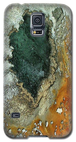 Yellowstone Landscape Galaxy S5 Case