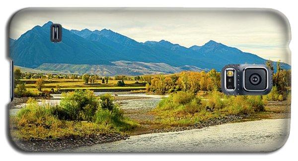 Yellowstone Morning Galaxy S5 Case