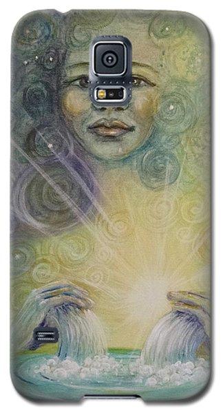 Yemaya - Water Goddess Galaxy S5 Case