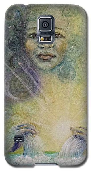 Yemaya - Water Goddess Galaxy S5 Case